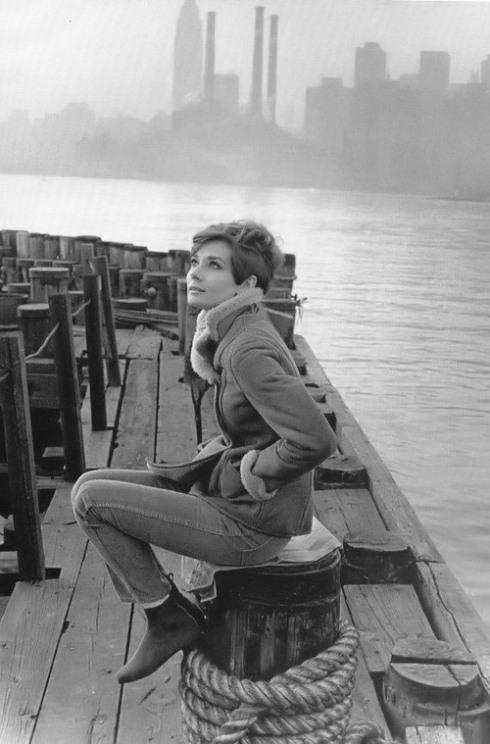 Classy Audrey Hepburn